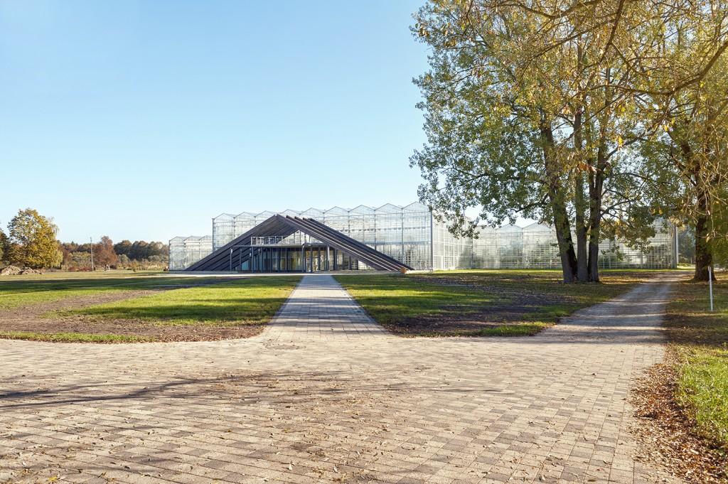 Salaspils_botaniska_darza_Oranzerija